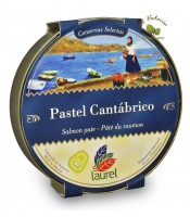 "Pastel Cantábrico ""Laurel"" 150 Grs"