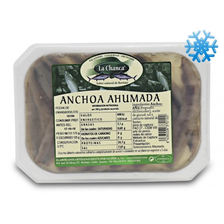 "Anchoas Ahumadas ""La Chanca"""