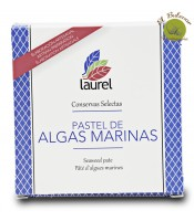 "Pastel de Algas Marinas ""Laurel"""