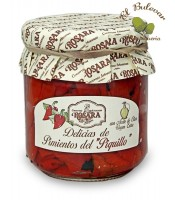 Delicias de Pimientos del Piquillo Rosara